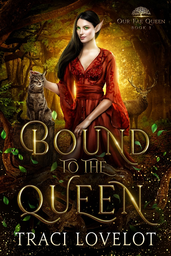 Bound to the Queen book cover