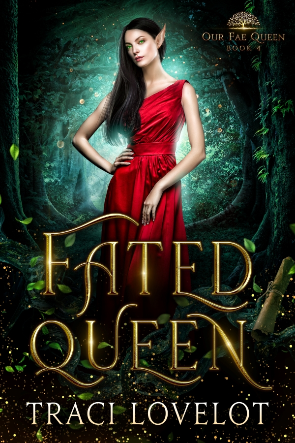 Fated Queen book cover